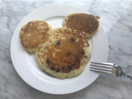 Nana's Pandemic Pancakes