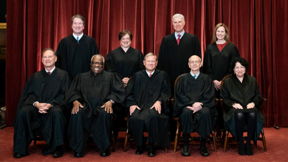 The Supreme Court is currently comprised of six staunch conservatives and three frustratied liberals