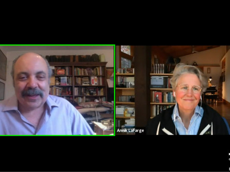 """Fred Plotkin on Fridays: Author Annik LaFarge, on Her New Book """"Chasing Chopin"""""""