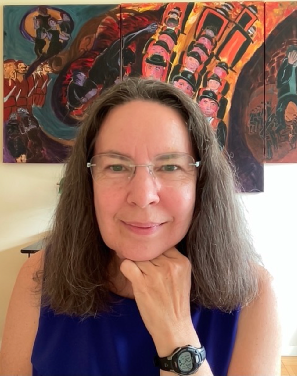 Jessie Siegel, The Insider columnist who writes Washington Whispers