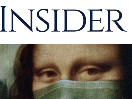Sound the Bugles! The Insider has a New Motto