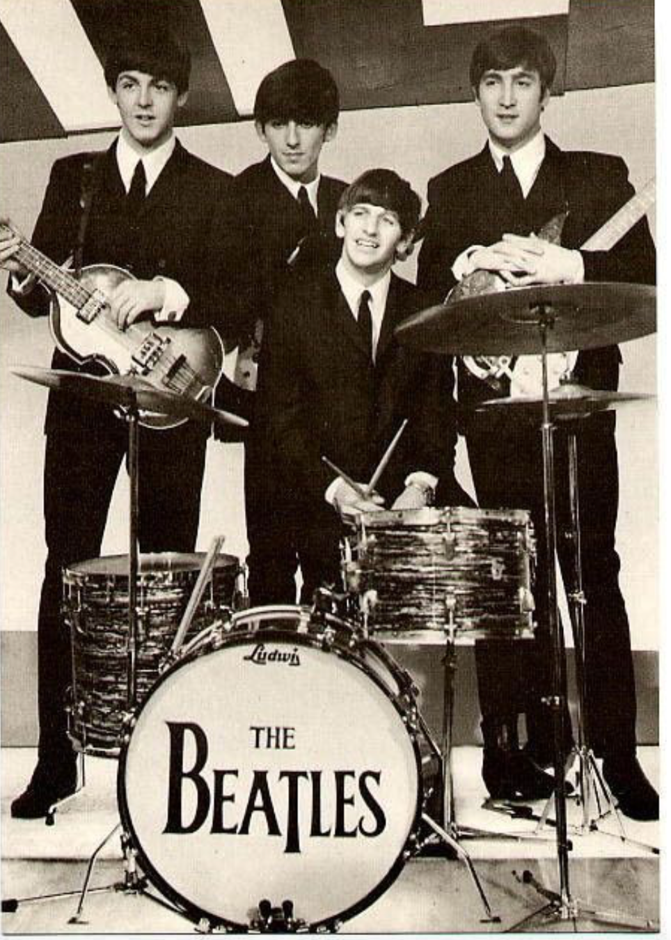 I Want to Hold Your Hand: the Beatles on the Ed Sullivan Show in 1964