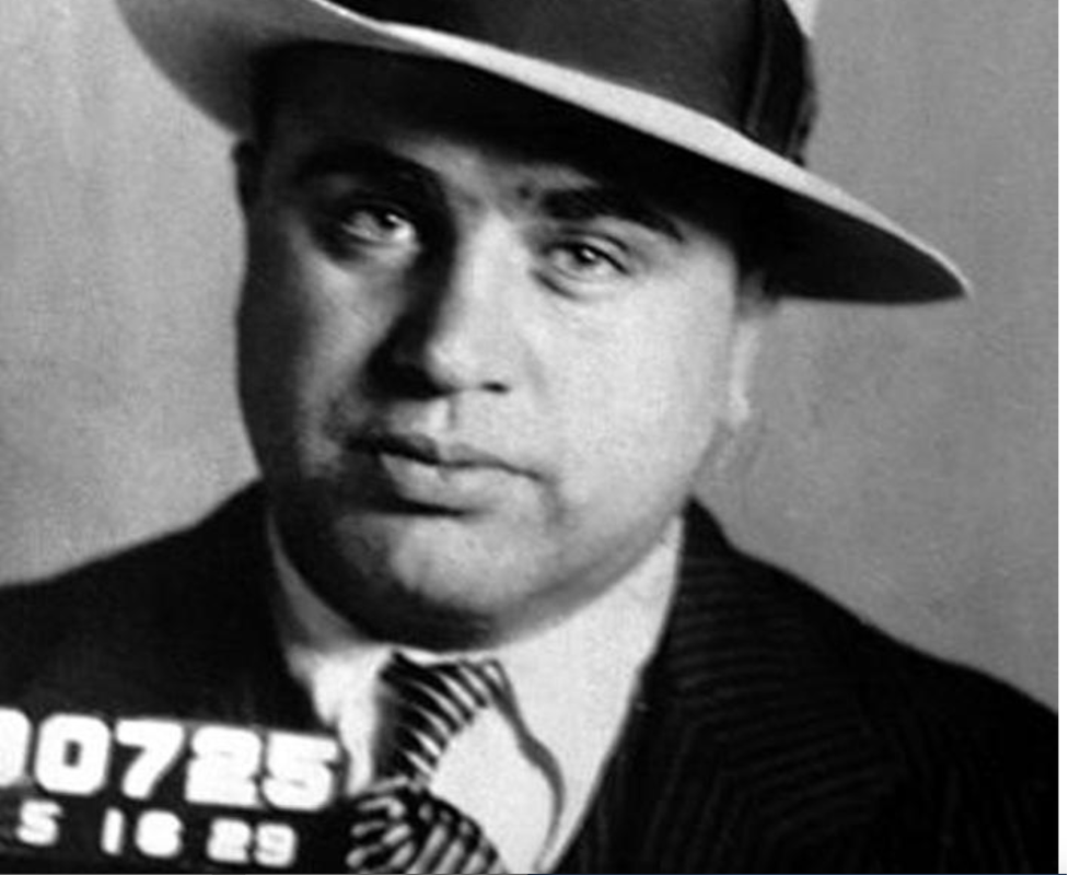 Will Trump finally be nabbed for tax evasion like Al Capone before him?
