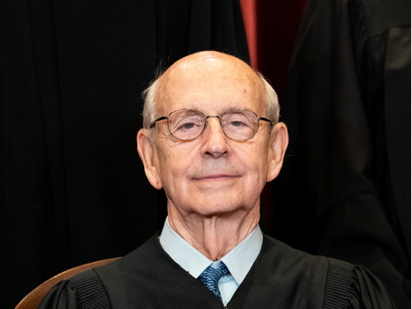 Washington Whispers: Time to Retire, Justice Breyer?