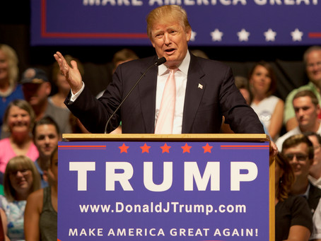 Re-elect Trump? We'd do better with Ron Popeil, bless his huckster heart
