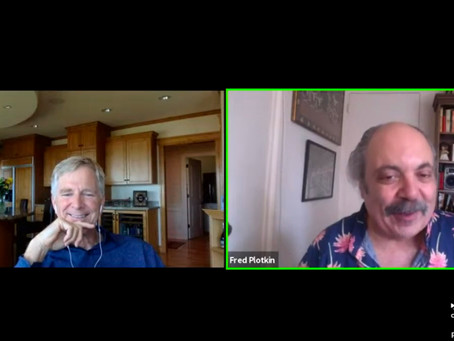 Fred Plotkin on Fridays: Rick Steves, Travel Guidebook Author and TV Host