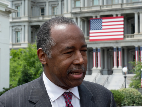 Ben Carson Wondering Where Everyone at White House Has Gone