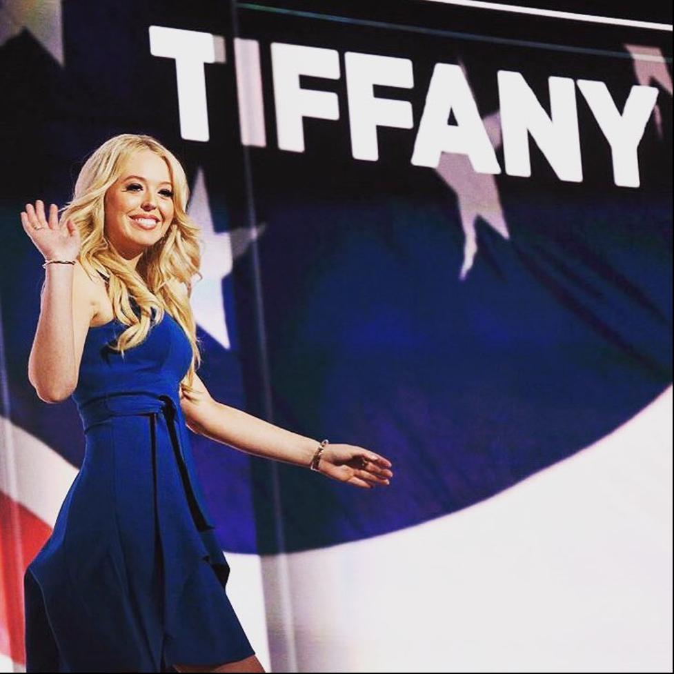 Second Daughter Tiffany Trump