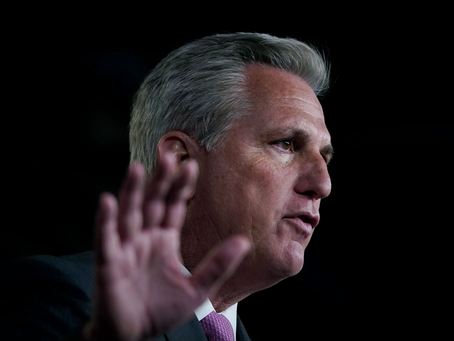 Kevin McCarthy Blasts Relief Package for Failing to Address Dr. Seuss Crisis