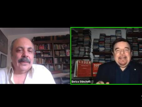 Fred Plotkin on Fridays: Enrico Stinchelli, Host of La Barcaccia