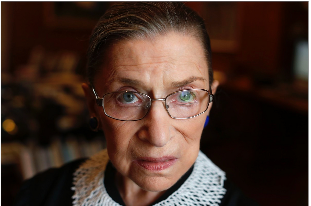 The death of Justice Ruth Bader Ginsburg on September 18 sent shock waves through the political world