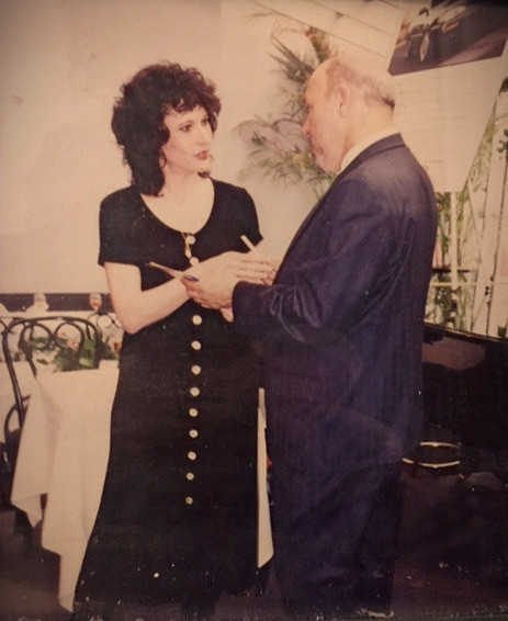 """Interviewing August Wilson in 1996 during the """"Seven Guitars"""" opening was a career highlight"""