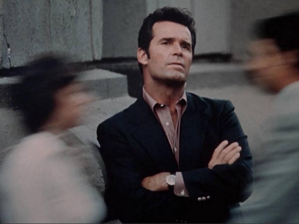 James Garner in The Rockford Files (1975)