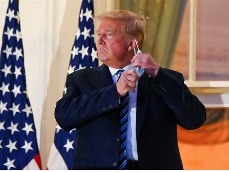 Trumplash: The Looming Legacy of 45