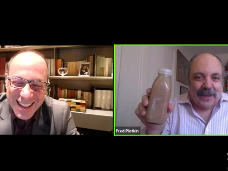 Fred Plotkin on Fridays: Sharing Coffee and Culture with Giuseppe Lavazza