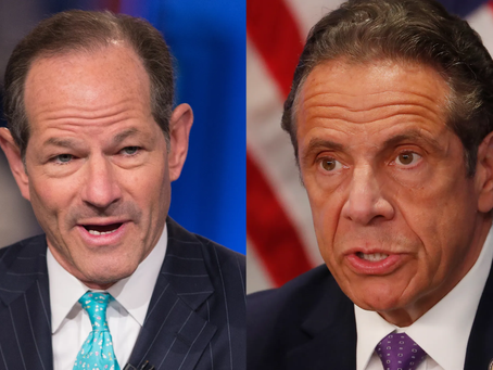 New York State Weighs Ban on Male Governors