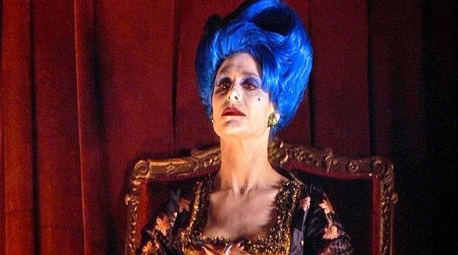 Cori Glazer is Club Silencio's Blue-Haired Lady in Mulholland Dr.