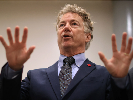 """F.D.A. Withdraws Approval from """"Whatever Drug Rand Paul Is On"""""""