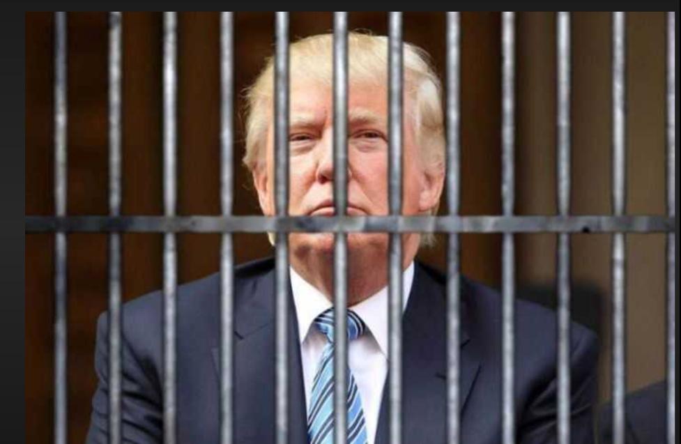 Lock him up?