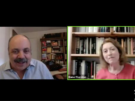 Fred Plotkin on Fridays: Elaine Thornton, Biographer of Composer Giacomo Meyerbeer
