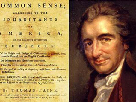 Donald Trump, Meet a 21st Century Thomas Paine