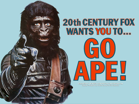 Reel Streaming: A Film Fest to Go Ape Over!