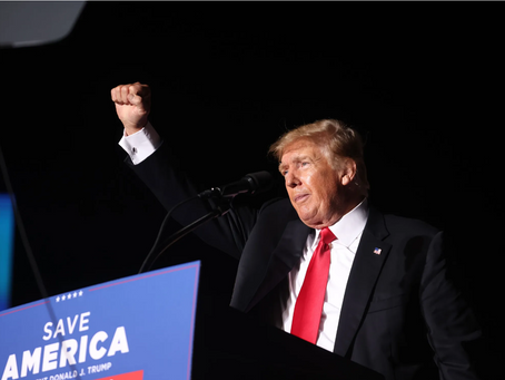 Trump to Skip 2024 Campaign and Go Straight to Claiming He Won
