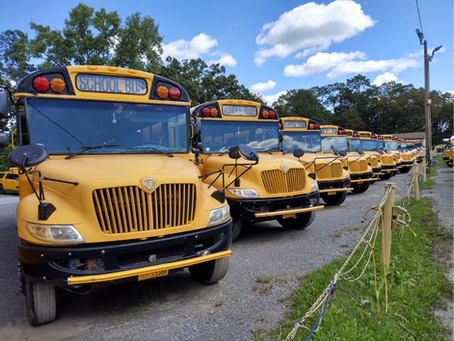 Back to School, but Where Are the Bus Drivers?