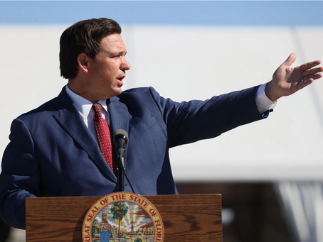 DeSantis Blasts Other Forty-nine States for Making Florida Look Bad
