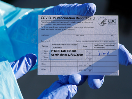 "Washington Whispers: Are Vaccine ""Passports"" the Next Big Thing?"