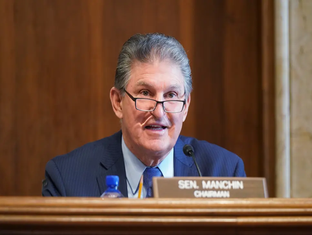 The real answer to Joe Manchin's question