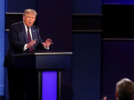 Rule Change for Second Debate Forbids Trump from Attending