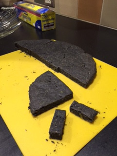 Cut into bars or squares before re-baking