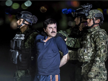 El Chapo Refuses to Share a Prison Cell with Steve Bannon