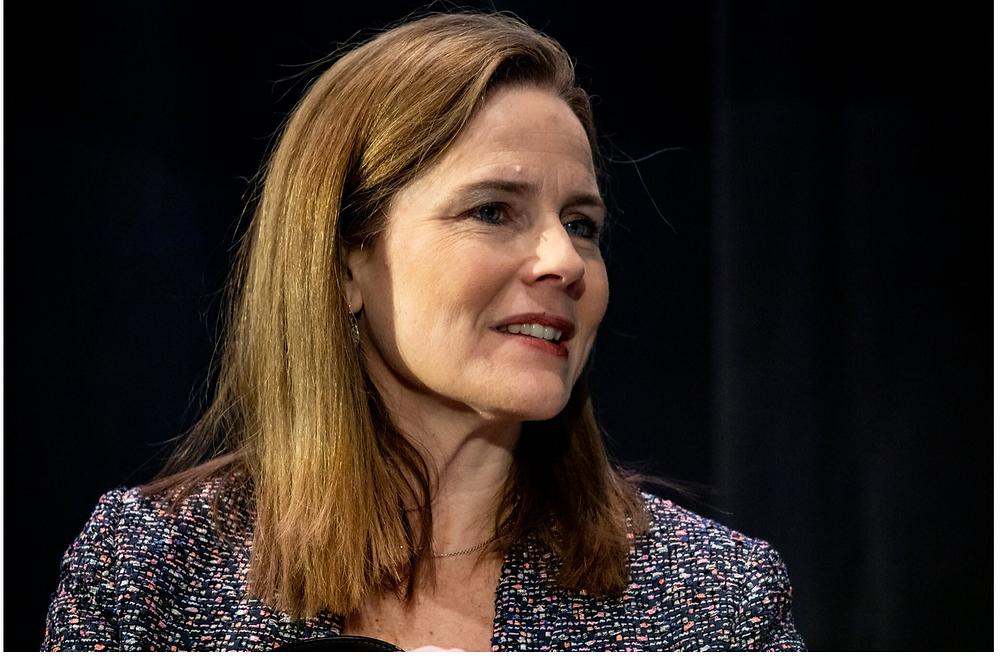 Federal Judge Amy Coney Barrett is Trump's pick to replace Ruth Bader Ginsburg