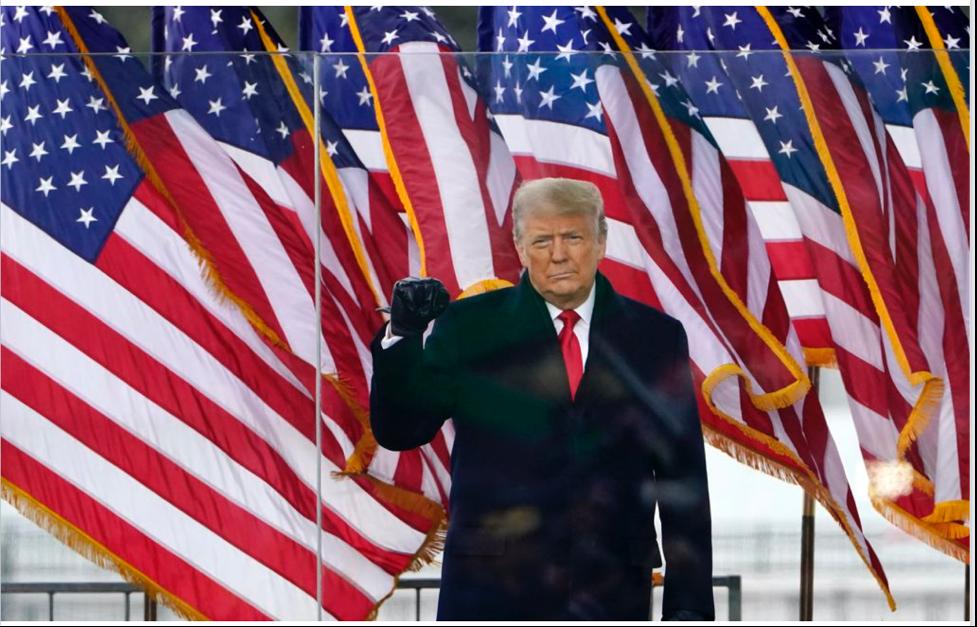 Pregame Show: Trump rallies the crowd in Washington, D.C. on January 6