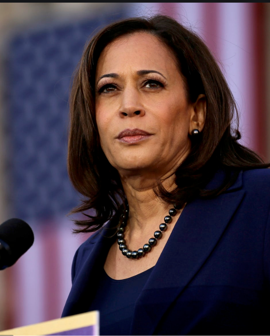 A Prosecutor's Prosecutor; Harris' lacerating interrogations of witnesses at Senate hearings are legendary