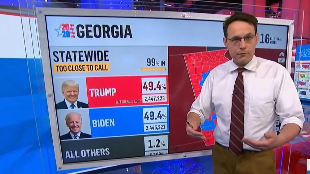MSNBC's Steve Kornacki