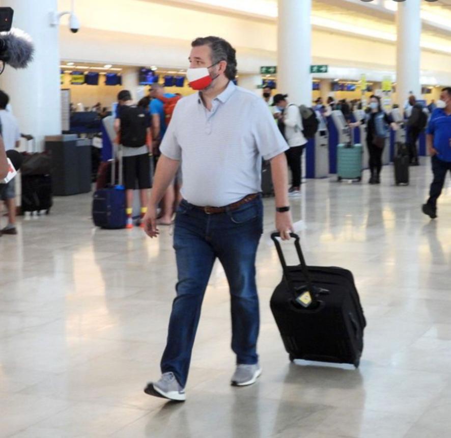 Will Ted Cruz's Cancun misstep haunt him politically?