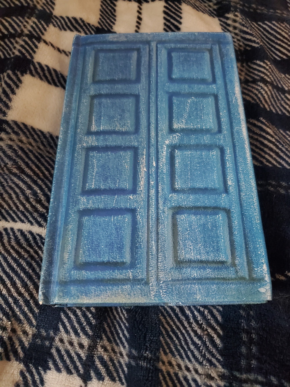"""My quarantine diary (""""Doctor Who"""" fans may recognize River Song's journal)"""