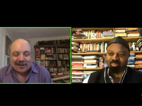 Fred Plotkin on Fridays: Booker Prize-Winning Author Ben Okri