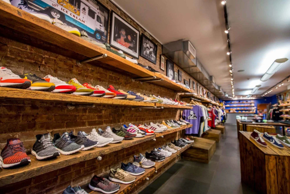 West NYC on Manhattan's fashionable West Side is a shoe-in for savvy shoppers