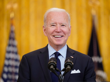 G.O.P. Claims Biden Is Artificially Inflating Job-Approval Rating By Displaying Competence