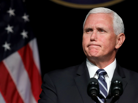 Trump Considering Replacing Pence with Confederate Statue