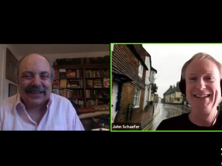 """Fred Plotkin on Fridays: John Schaefer, Host of """"New Sounds"""" on WNYC"""