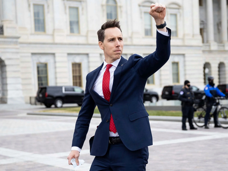 Josh Hawley Seeks to Overturn Results of CPAC Straw Poll