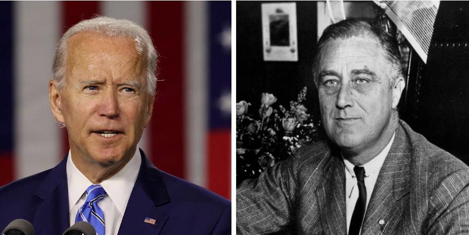 Is Joe Biden channeling FDR's Supreme Court strategy?