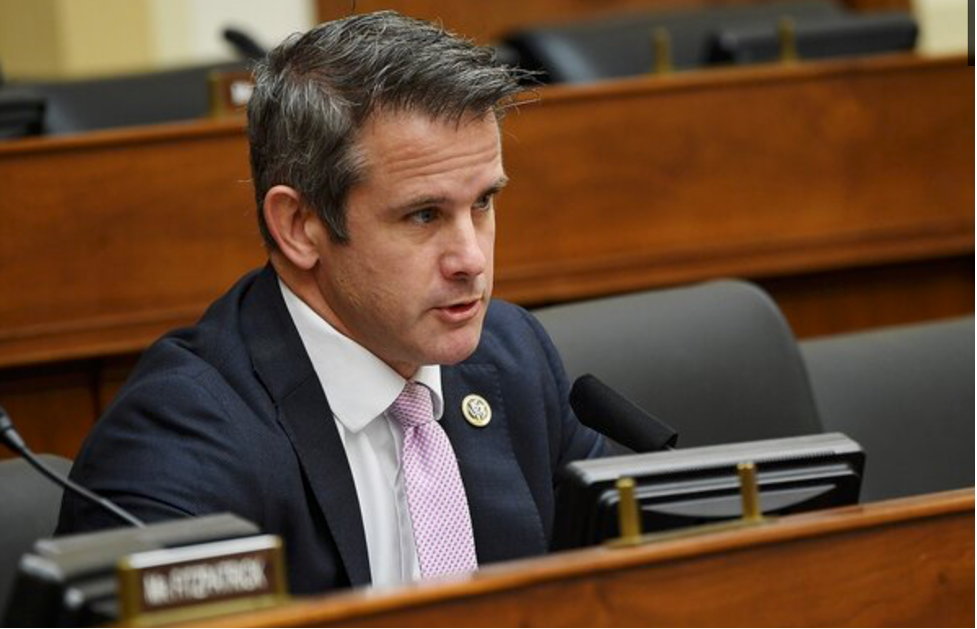 Republican Congressman Adam Kinzinger has been shunned by his family for condemning Trump