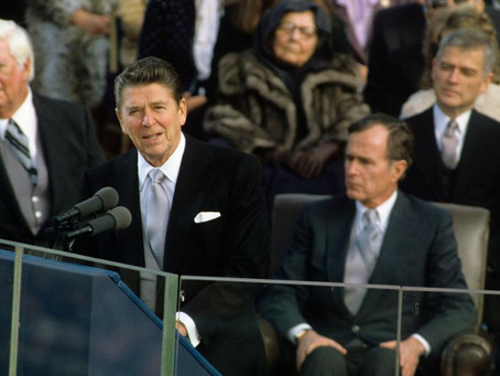 Joe Biden's Ronald Reagan problem