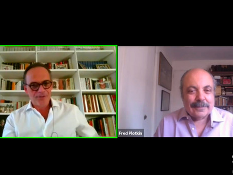 Fred Plotkin on Fridays: Ettore Volontieri, Leading International Arts Manager
